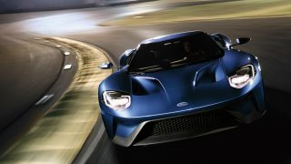 Ford GT five drive modes