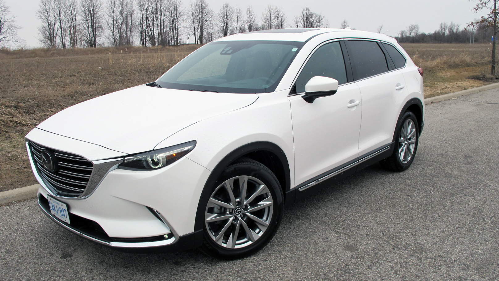 Mazda S Cx 9 Set For Up To Seven Wheels Ca
