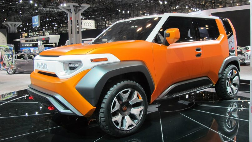 Toyota Concept Brings Casualcore To New York Wheels Ca