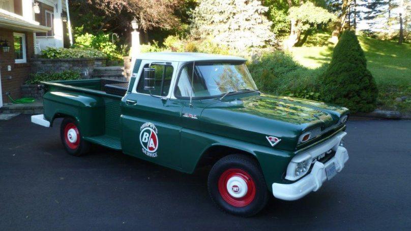 Eye Candy: 1962 GMC half-ton pickup – WHEELS ca