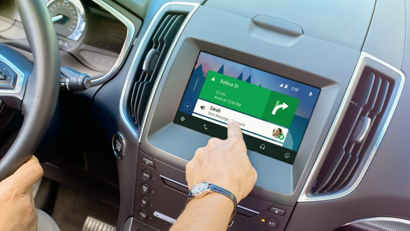 Ford SYNC 3 updates