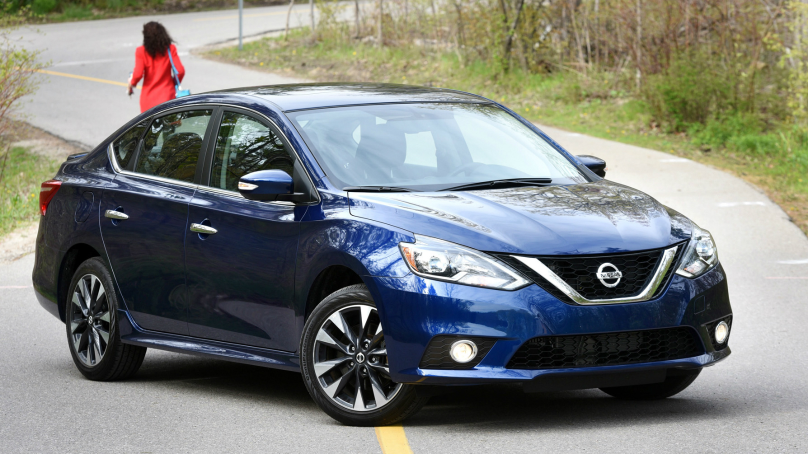 Nissan Sentra SR Review
