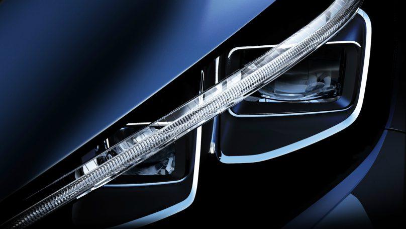 New Nissan Leaf teaser