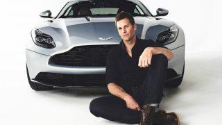 Tom Brady and Aston Martin