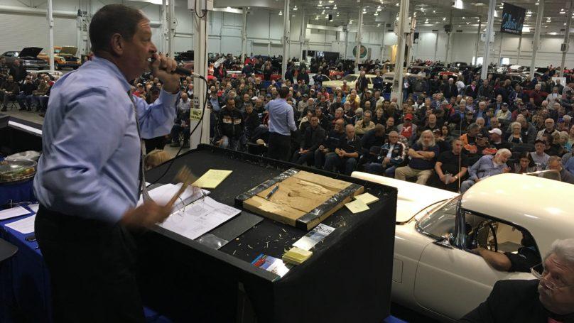 Toronto Classic Car Auction