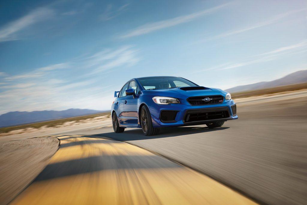 TrackWorthy - 2018 Subaru WRX STI and WRX -1