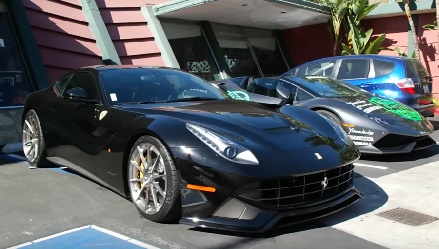TrackWorthy - Ferrari F12berlinetta