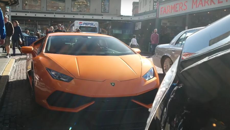 TrackWorthy - Lamborghini Huracan Seattle
