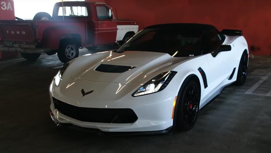 TrackWorthy - SeenThroughGlass - Corvette Z06 Palm Springs