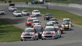 Vincent Doyle Nissan Micra Cup