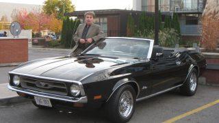 1971 Mustang convertible