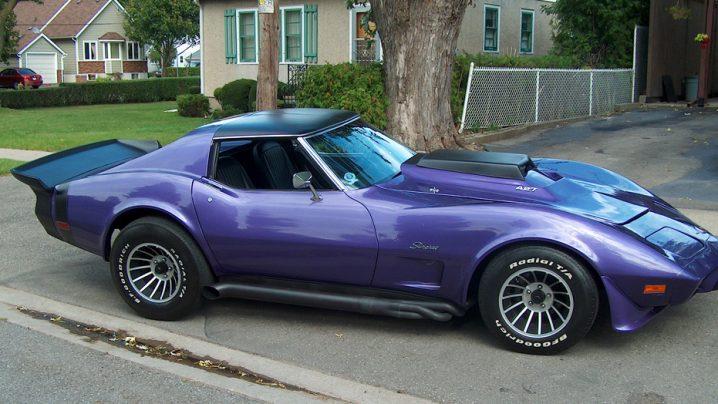 Eye Candy: 1976 Corvette