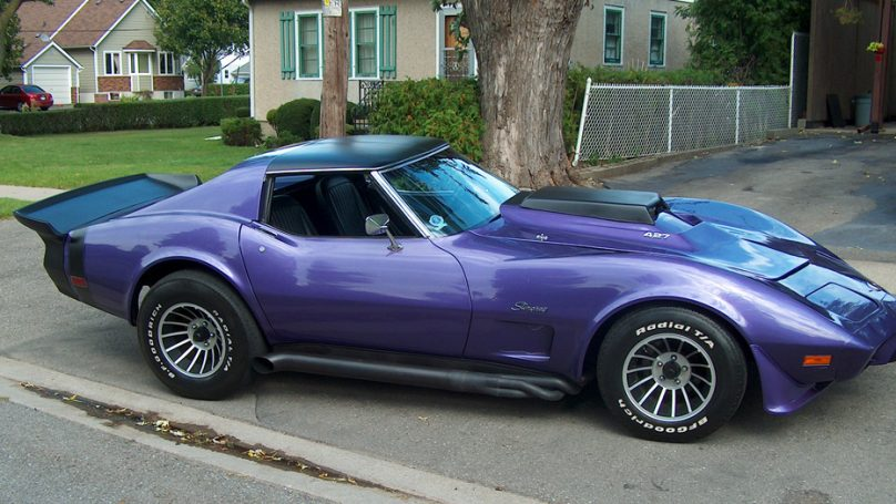 Eye Candy: 1976 Corvette