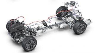 Audi A8 Electric