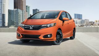 Honda Fit Refreshed