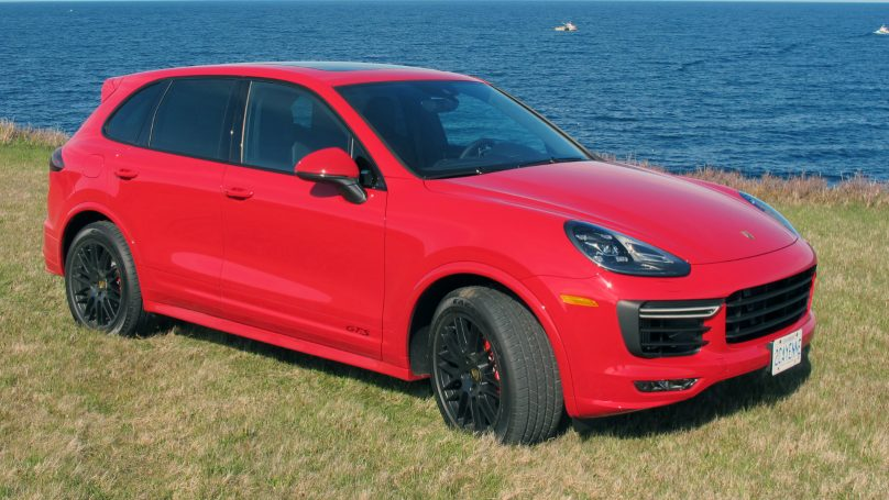 Cayenne GTS Meets any Challenge – WHEELS ca