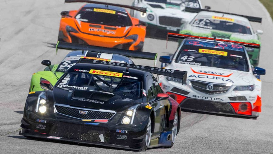 how much do pirelli world challenge drivers make