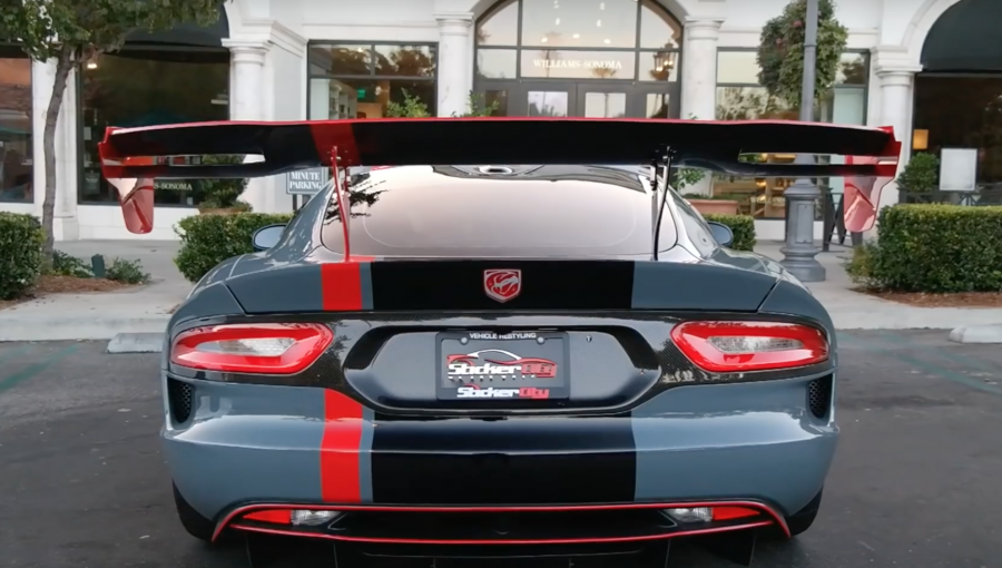 TrackWorthy - Dodge Viper ACR