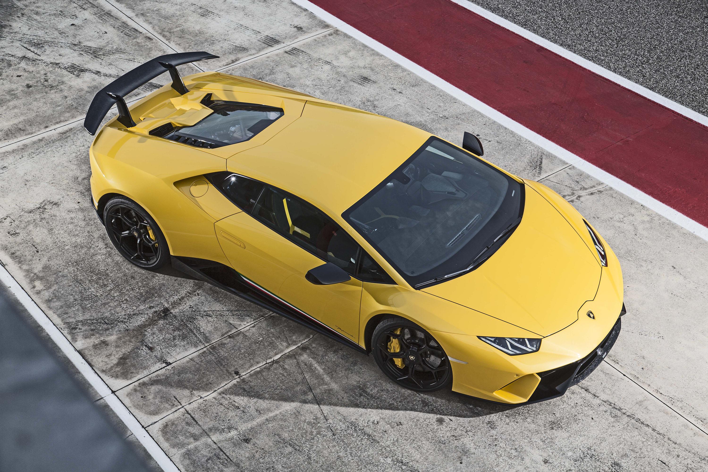 TrackWorthy – Lamborghini Huracán Performante
