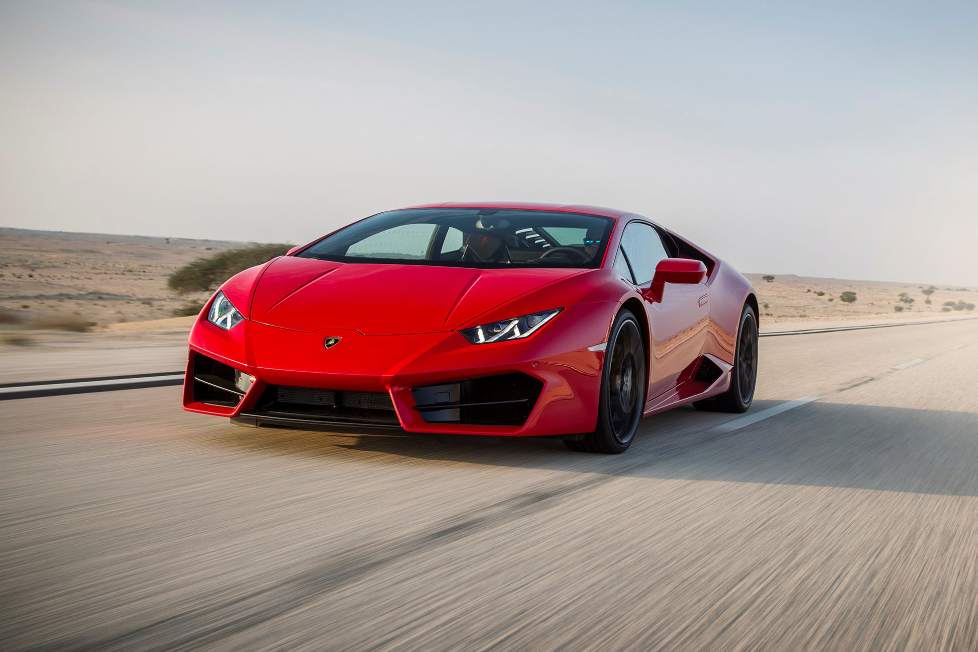 TrackWorthy – Lamborghini Huracán RWD