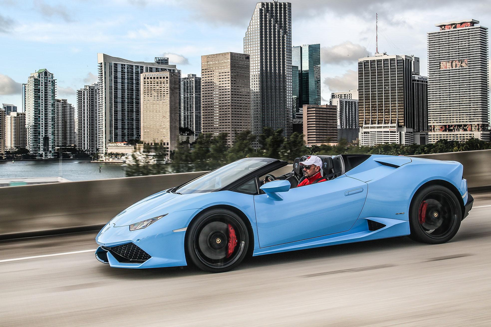 TrackWorthy – Lamborghini Huracán Spyder