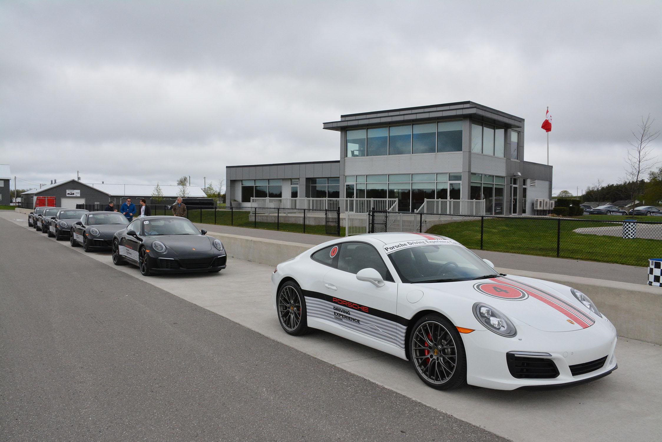 Porsche Driving School >> Porsche Sport Driving School Comes To Canada Wheels Ca