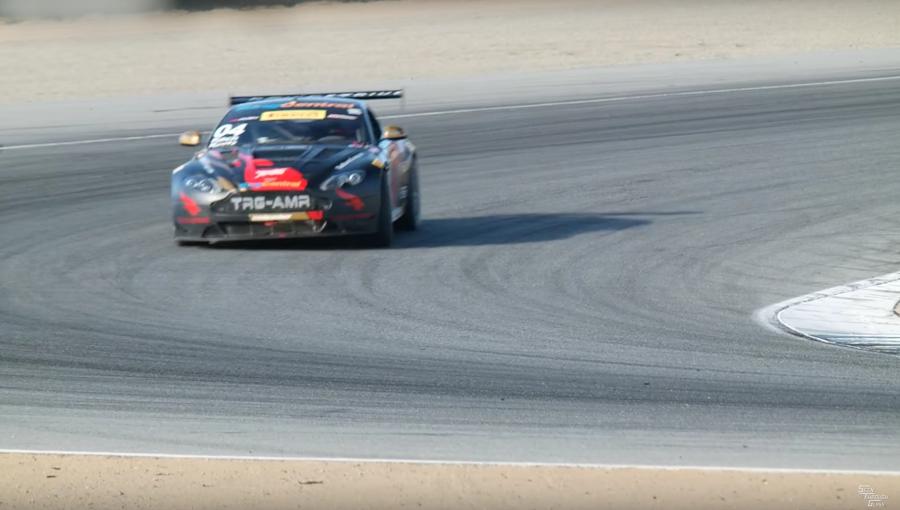 TrackWorthy - SeenThroughGlass at Mazda Raceway Laguna Seca