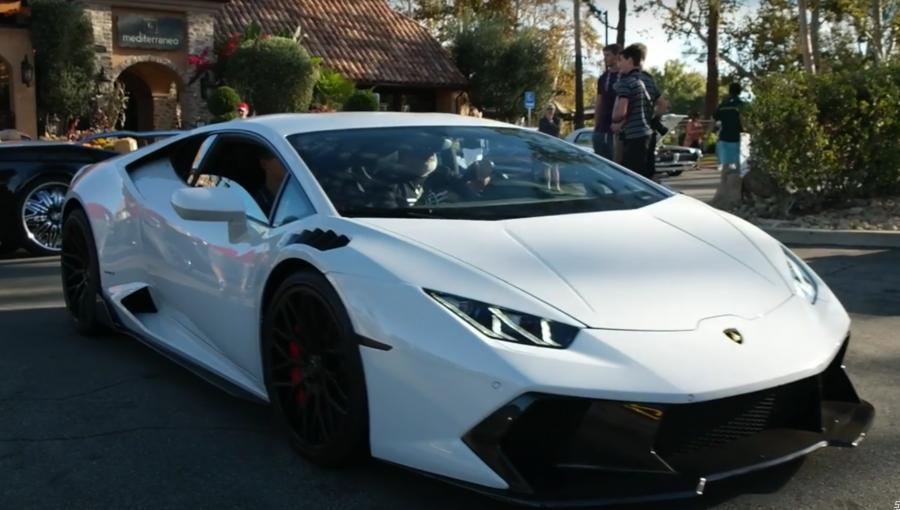 TrackWorthy - Westlake Village - Car Spotting - Lamborghini