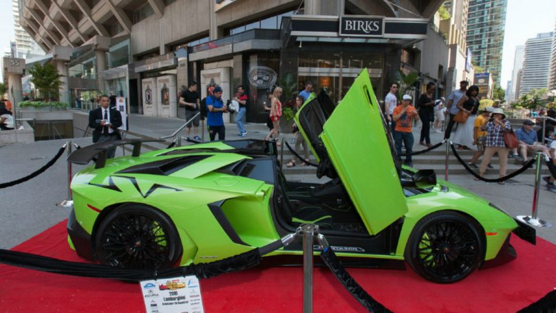 Is your Dad a car guy? Take him to Yorkville for Father's
