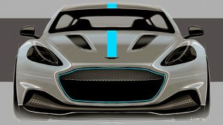 all-electric RapidE