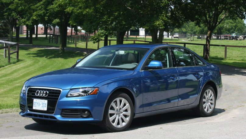 Buying Used: 2009-16 Audi A4 – WHEELS ca