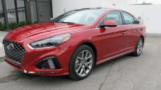 Hyundai Sonata Review