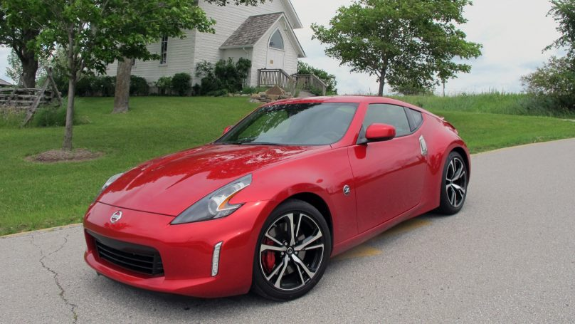 Nissan 370Z Touring Coupe Review