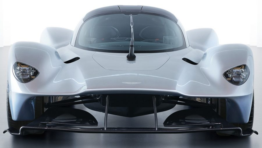 Aston Martin Valkyrie Only Has Room For Two Ninety Eight Percentile