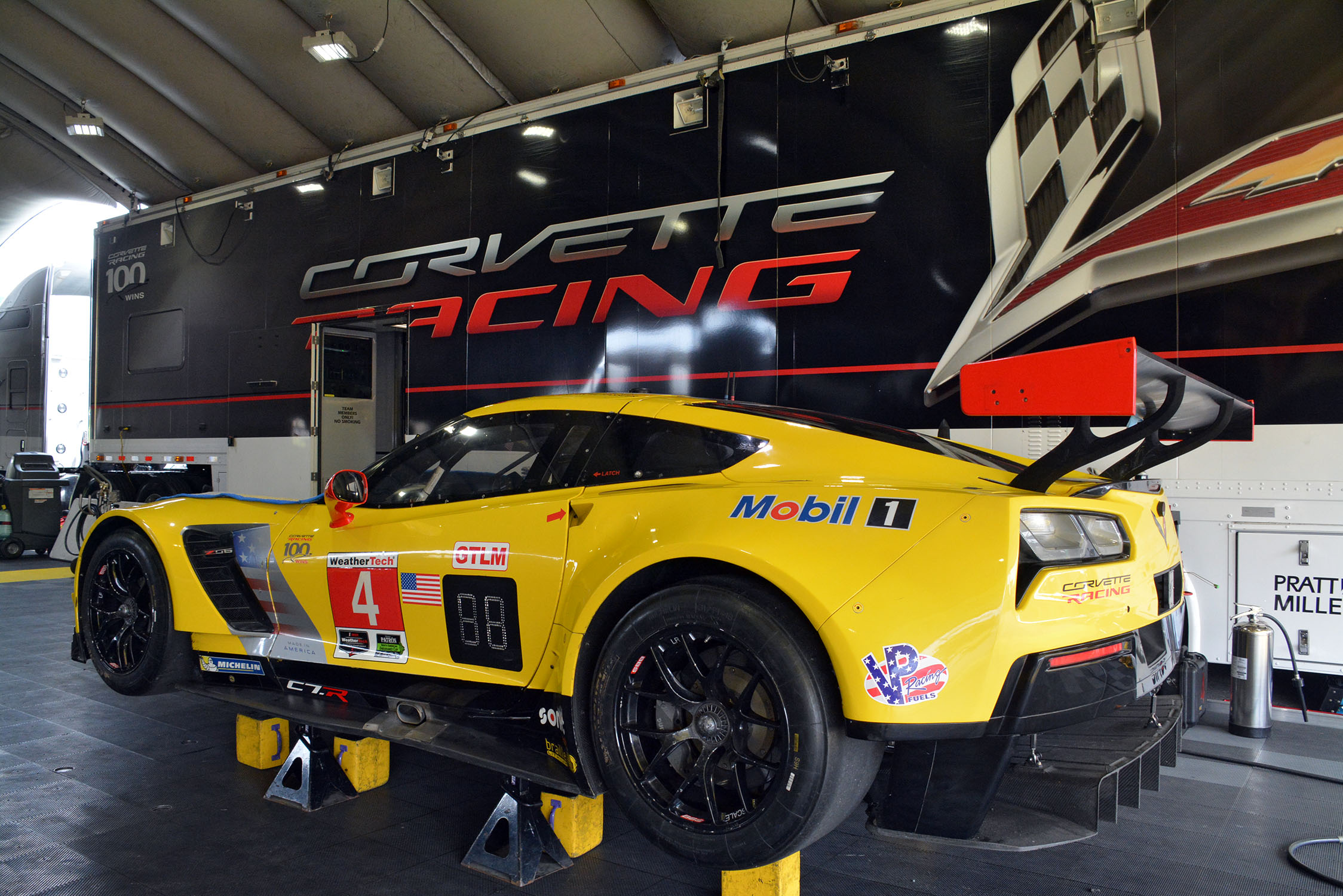 TrackWorthy – Corvette Racing C7.R (1)