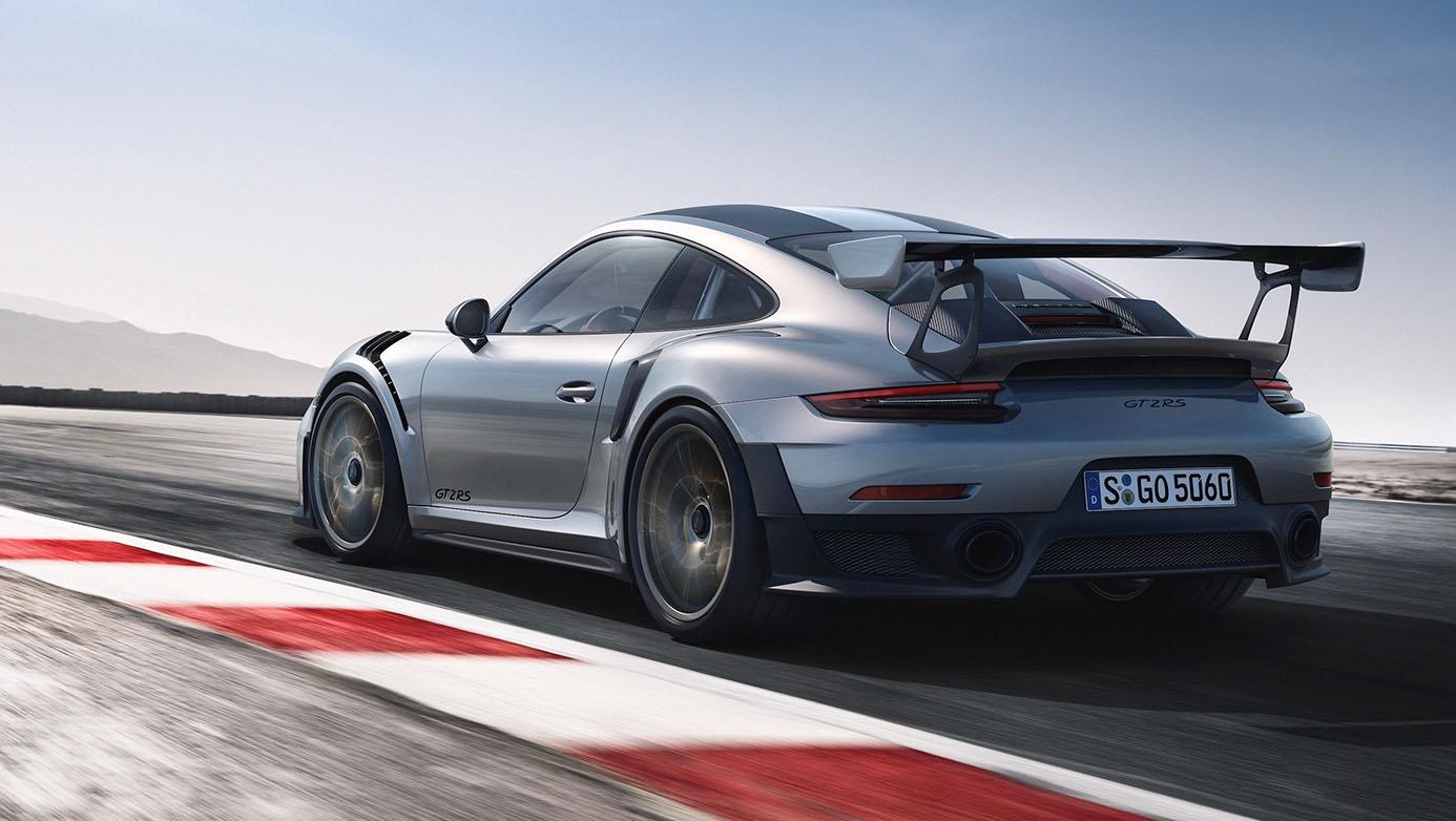 TrackWorthy – New Porsche 911 GT2 RS (2)