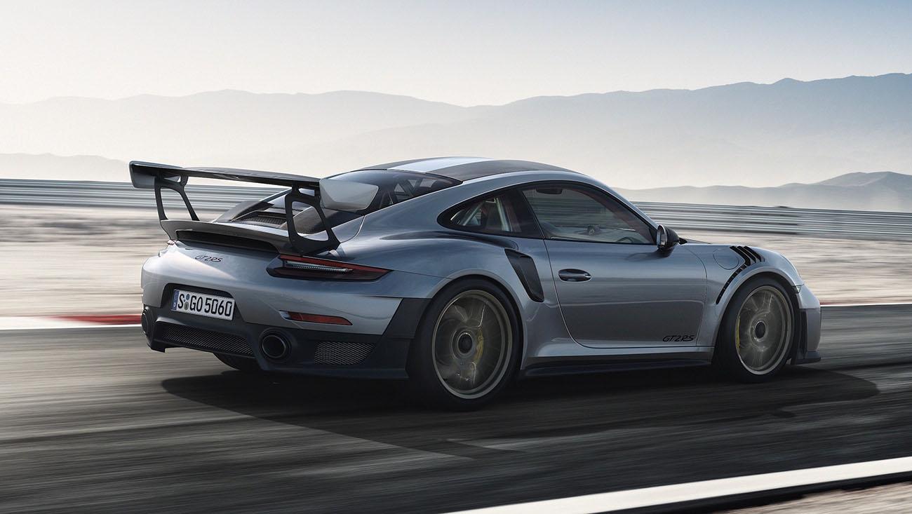 TrackWorthy – New Porsche 911 GT2 RS (3)