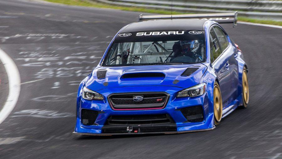TrackWorthy - Subaru WRX STI Type RA NBR Special (2)