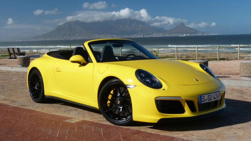 Porsche 911 Carrera GTS Review