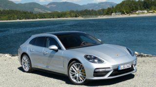 Porsche Sport Turismo review