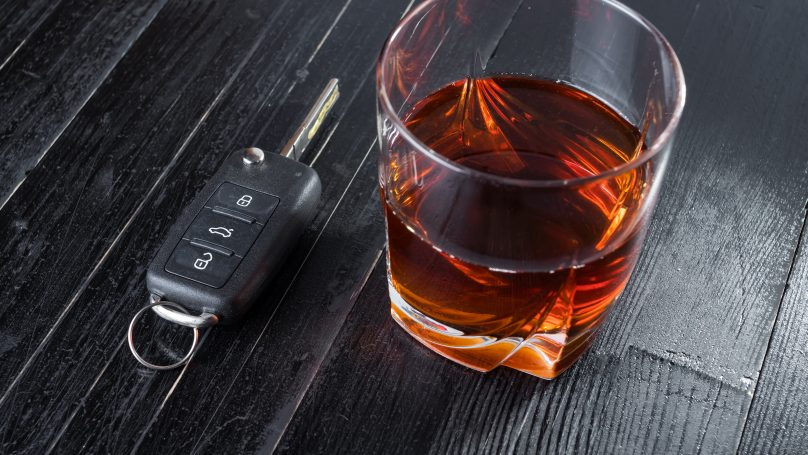 report an impaired driver