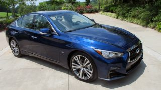 Infiniti Q50 AWD Review