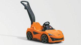Push Sports Car