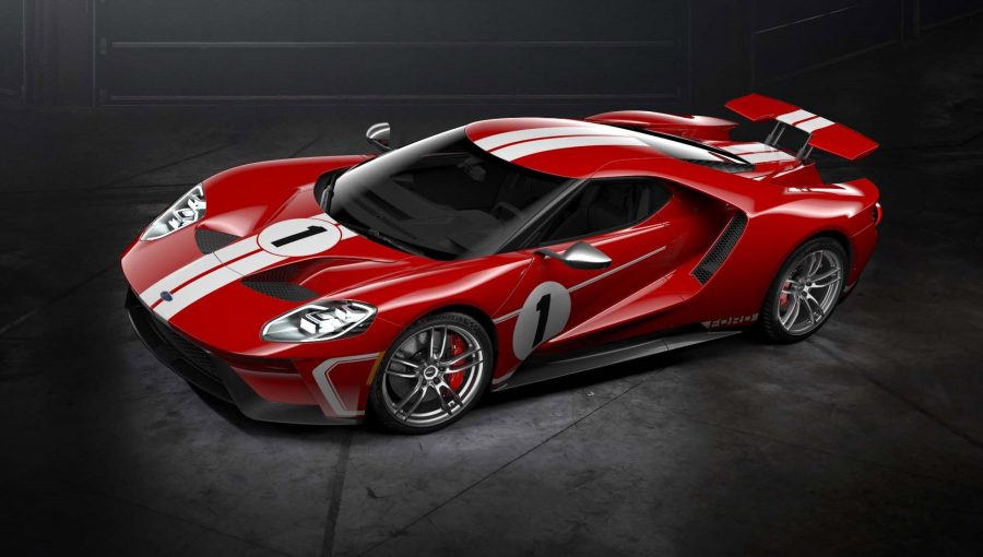 TrackWorthy - 2018 Ford GT 67 Heritage Edition