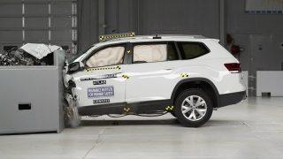 VW Atlas safety