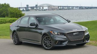2018 Genesis G80 Luxury Review