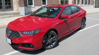 2018 Acura TLX A-Spec Elite
