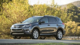 Used Toyota RAV4 Review