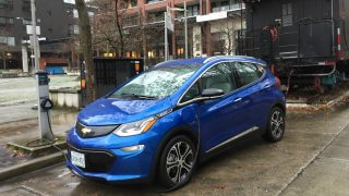 2017 Chevrolet Bolt Review