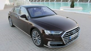2019 Audi A8L SedanReview
